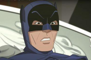 El último trabajo de Adam West es presentado en el tráiler de  Batman vs. Two Face