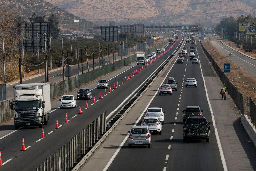 tránsito carreteras
