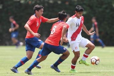 Chile ya tiene grupo para el Sudamericano Sub 17 y evadirá a Brasil y Argentina