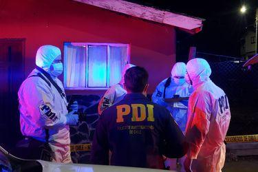 PDI investiga presunto femicidio en Curanipe: víctima tenía 29 años