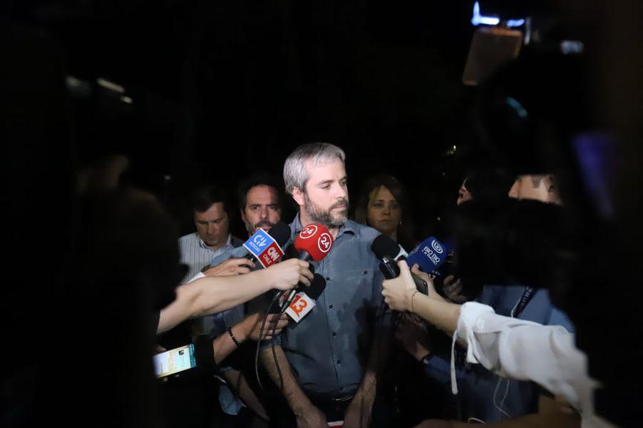 """REUNION PRESIDENTES DE PARTIDO EN CASA DE PI""""ERA"""