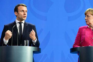 Francia y Alemania proponen un fondo por 500 mil millones de euros para reconstruir Europa