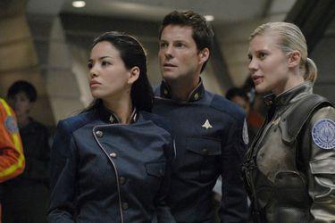 Reinicio de Battlestar Galactica llegará de la mano del creador de Mr. Robot