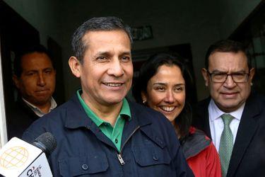 Humala y Heredia