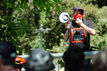 Rodrigo Osorio, vocalista de Sinergia, asume la presidencia de la SCD