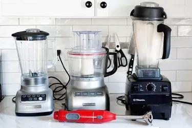 Licuadora o procesadora: ¿cuál es más útil y necesaria en la cocina?