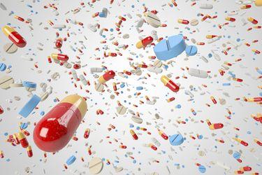 La ambiciosa meta de desarrollar una píldora para tratar el Covid-19