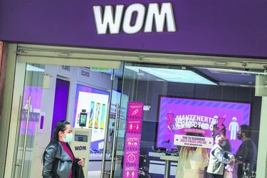 Cinco empresas ofertaron en licitación 5G: Wom fue el mayor postor y firma finlandesa sorprende