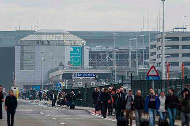 Detienen en Bruselas a sospechoso de atentar contra embajada de EE.UU.