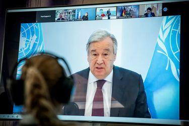 """ONU implora por una """"vacuna del pueblo"""" accesible a todos  para combatir el coronavirus"""