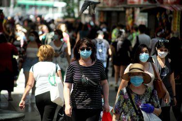 Dos de cada tres chilenos califica su estado de salud como regular o malo durante la pandemia