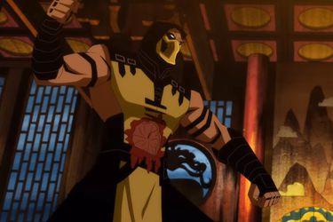 La sangre fluye en el nuevo tráiler de la película animada de Mortal Kombat