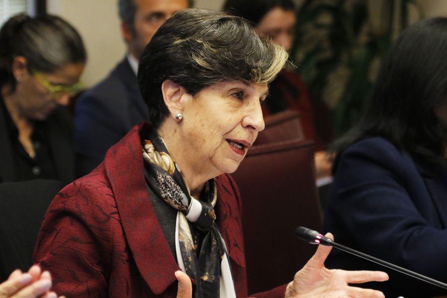 Comisión Especial sobre Recursos Hídricos, Desertificación y Sequía del Senado. 24/09/2019