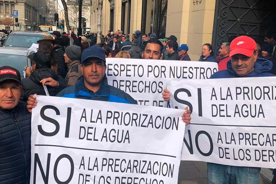 Manifestación-agricultores