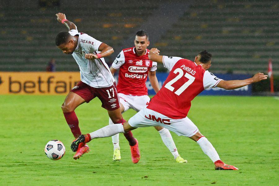 El partido entre Junior y Fluminense no se podrá disputar en Barranquila. Anteriormente, los brasileños sí habían podido jugar ante Independiente de Santa Fe, en Colombia.