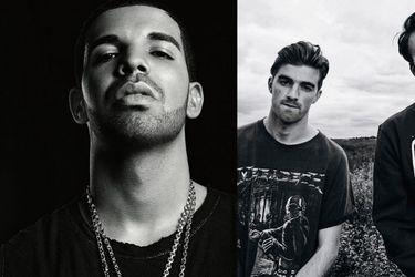 Drake y The Chainsmokers lideran las nominaciones a los Billboard Music Awards