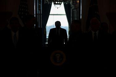 Termina Trump