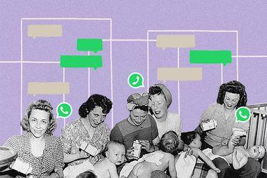 Tribus de madres: Lo bueno de criar juntas