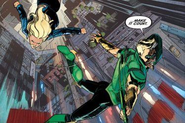 Green Arrow #50 pasó del inicio de una nueva etapa al fin de la serie