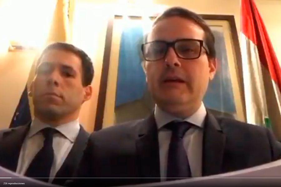 Embajador-Venezuela