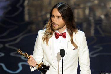 """El misterio del Oscar de Jared Leto: """"Desapareció mágicamente"""""""