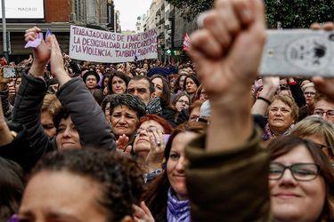 Manifiesto feminista de las periodistas con motivo del Día Internacional de la Mujer