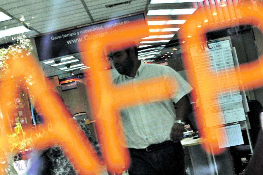 AFP pensiones