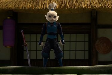 El primer vistazo a la nueva serie de Netflix inspirada en los cómics de Usagi Yojimbo