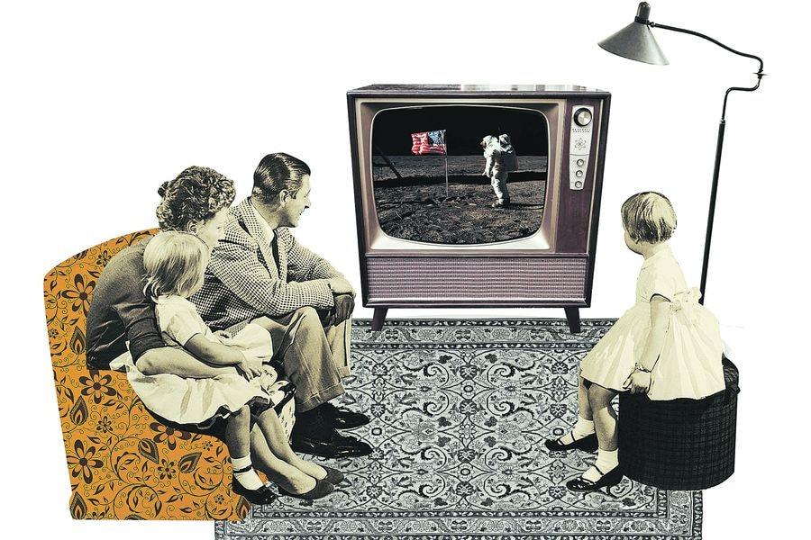 Imagen familia tv