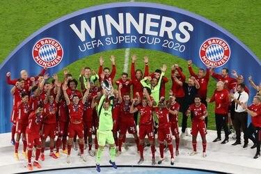 No hay cómo darle al Bayern: gana la Supercopa de Europa
