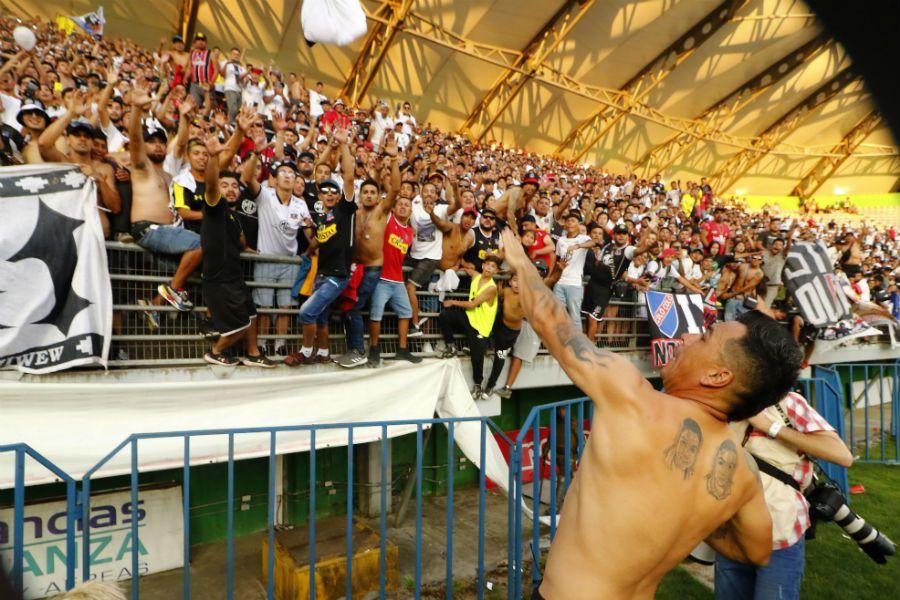 Esteban Paredes Copa Chile