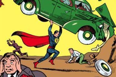 Un nuevo récord para Superman: Copia de Action Comics #1 fue subastada en $3.25 millones de dólares