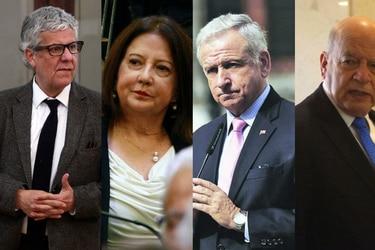 """""""No puede permanecer en silencio"""": excancilleres y exministros de Hacienda piden a Chile tener """"rol activo"""" para oponerse a nominación de EEUU al BID"""