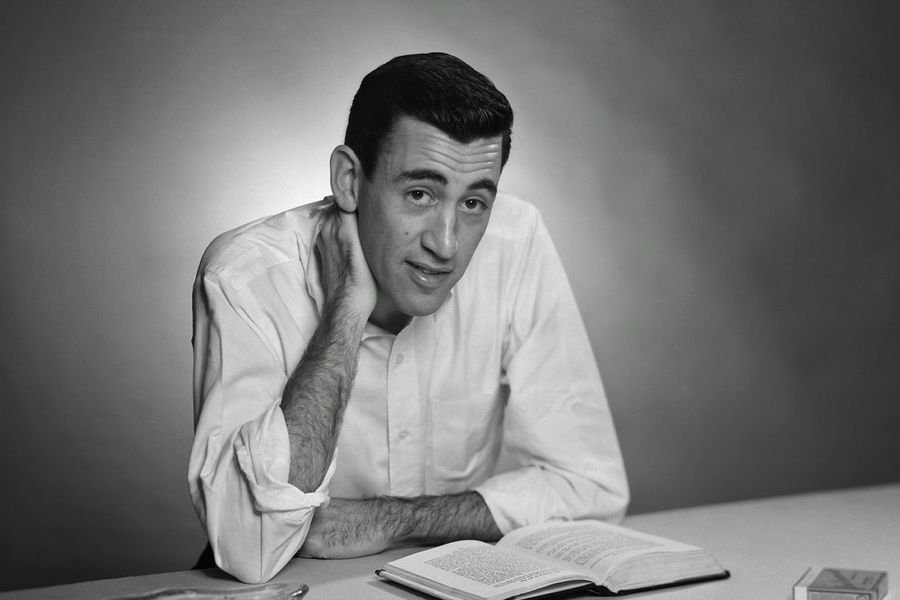 JD-SALINGER books