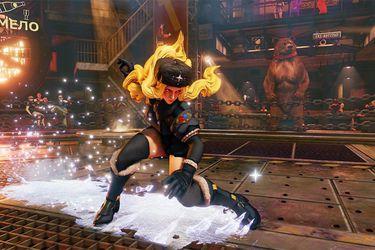 Conoce a Kolin, el nuevo personaje de Street Fighter V