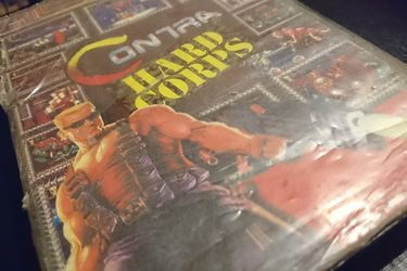 Contra Hard Corps 1