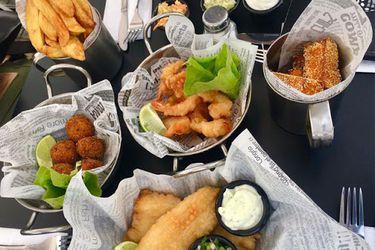 Crítica gastronómica de Don Tinto: Mister Fish, ideal para los regalones