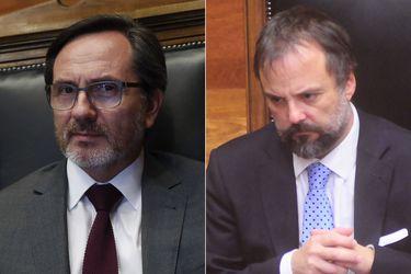 Romero y Vásquez, los votos clave en el TC de cara al requerimiento presentado por Piñera
