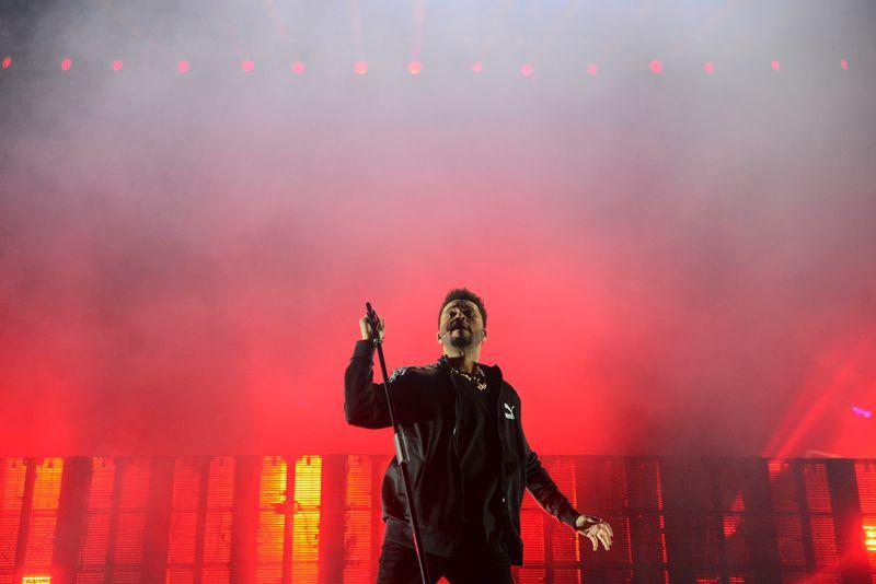 The Weeknd @ Lollapalooza Chile - Rodrigo Ferrari 11