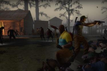 Creadores de Left 4 Dead revelan concept-art de un nuevo juego de zombies