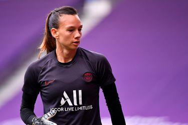 Endler es una de las elegidas en el plantel ideal de la Champions femenina