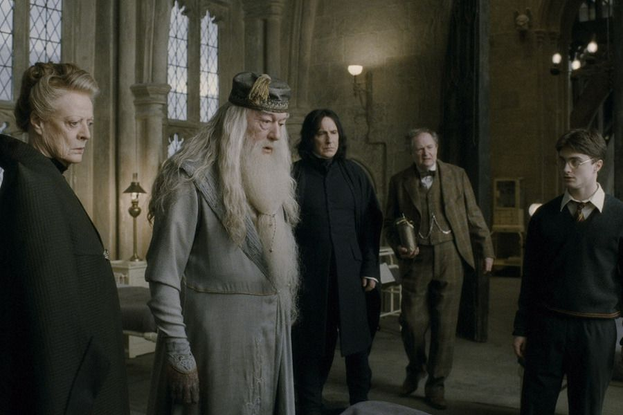 Hogwarts_Professors