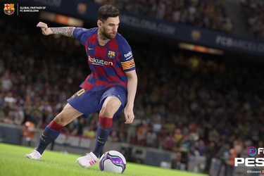 eFootball PES 2021 solo sería una actualización y no un juego completo