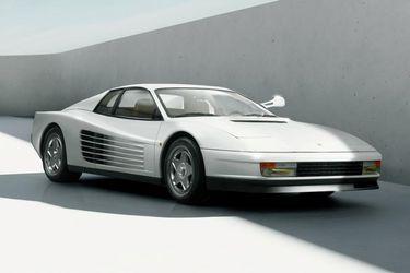 Constructor suizo presenta el Ferrari Testarossa del siglo XXI