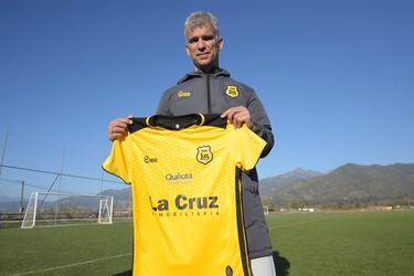 Marcelo Raya reemplazará a Víctor Rivero en la banca de San Luis