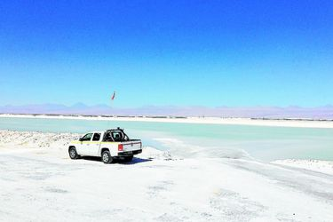 Imagen Salar Atacama