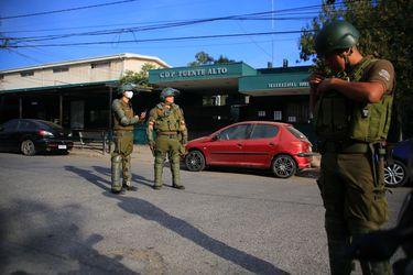 Gestor sanitario y test para internos y funcionarios: anuncian nuevas medidas para disminuir contagios de COVID-19 en cárcel de Puente Alto