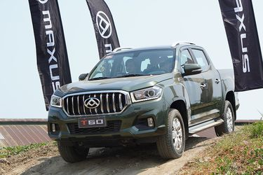 La Maxus T60 desplaza a la Mitsubishi L200 y se convierte en la camioneta más vendida del país