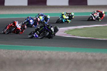 Maverick Viñales gana en Qatar y le da el vamos a la nueva temporada del Moto GP