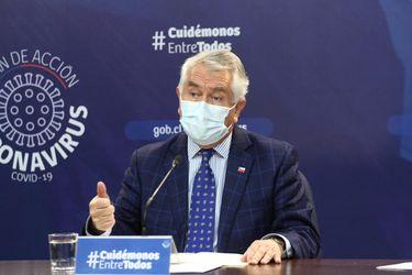 """Ministro de Salud anuncia que se está implementando """"mapa de movilidad"""" para tomar """"medidas más estrictas"""" a nivel local"""